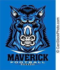 maverick football