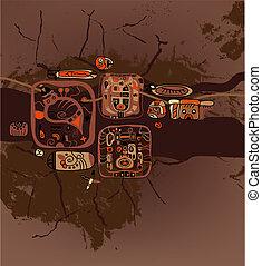 Maya background