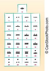 Maya Numerals