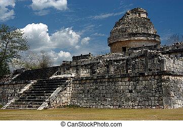 maya, observatorio