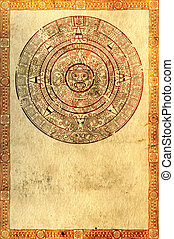 maya, profecia