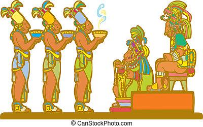 maya, tribunal