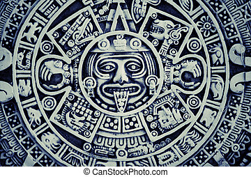 Mayan Calendar Background