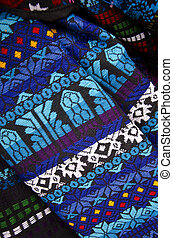 mayan, cobertores