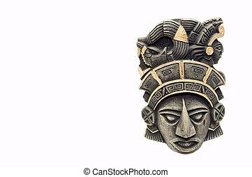 mayan mask 1