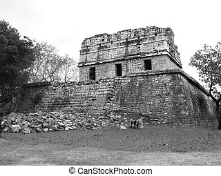 Mayan ruins of Chichen Itza