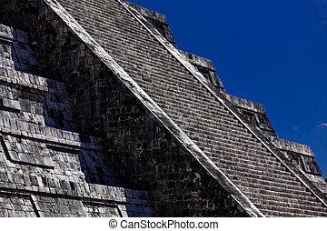 Mayan Staircase