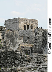 Mayan Tulum Ruins
