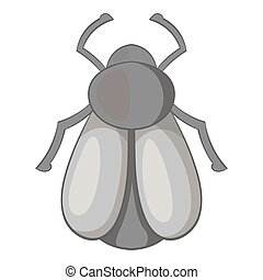 Maybug icon, cartoon style - Maybug icon. Cartoon...