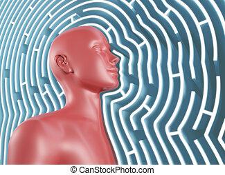 Maze Mind