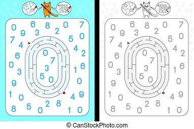 Maze number 0