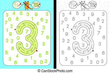 Maze number 3