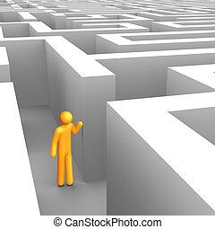 maze., procurar