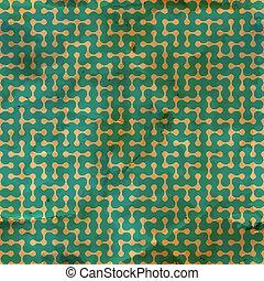 Maze. Seamless pattern.