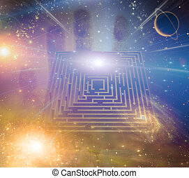 Maze stars and other elements