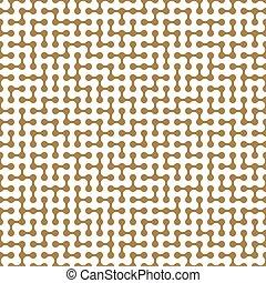 maze., vecteur, pattern., seamless, illustration.