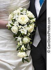 Mazzolino, sposa, sposo, matrimonio