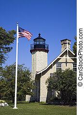 McGulpin's Point Lighthouse