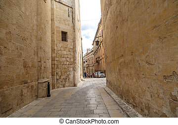 Mdina Street View