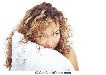 Me and my pillow