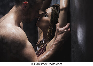 me, maintenant, baiser