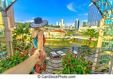 me, seguire, singapore