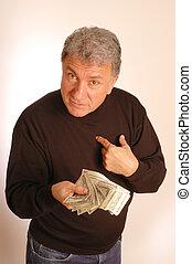 me - money me?
