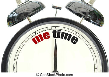 me, temps