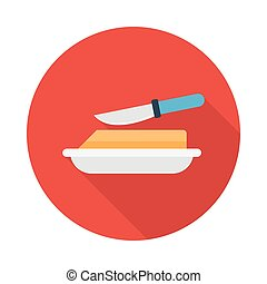 meal flat icon