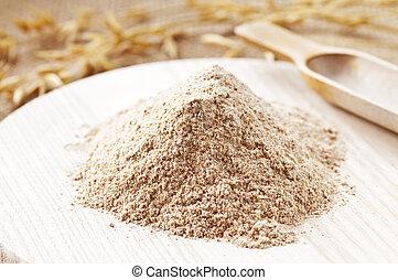 meal of millet