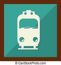means of transport design, vector illustration eps10 graphic