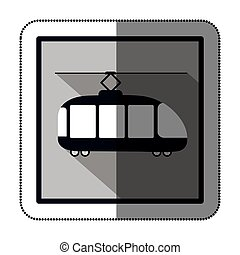 means of transport stock icon