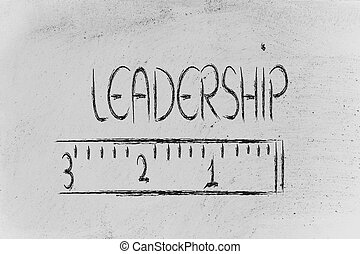 measure your leadership