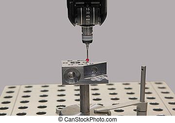 Measurement in mechanical engineering