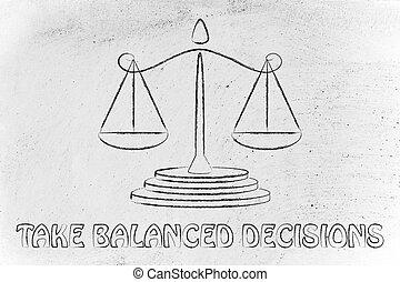measuring instruments: take balanced decisions -...