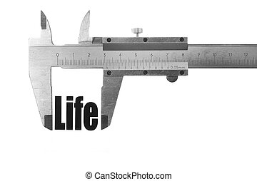 Measuring our life