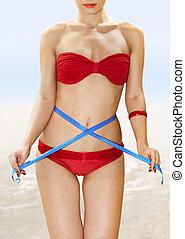 measuring perfect shape l