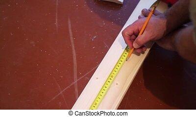 measuring tape measure small Board