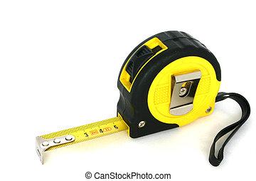 measuring tape on white #6