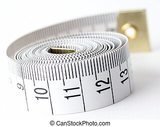 Measuring Tape - Tape measure used for making clothing...