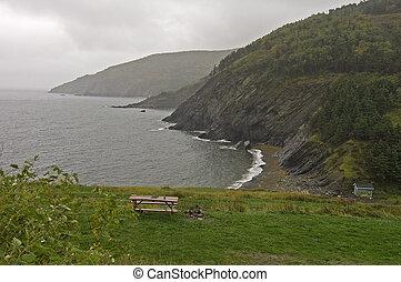 Meat Cove, Cape Breton Island, Nova Scotia, Canada