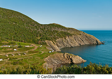 Meat Cove, Cape Breton Island