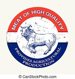 meat of high quality