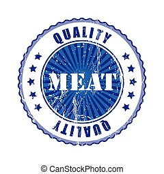 Meat Quality Stamp.
