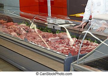 meat supermarket