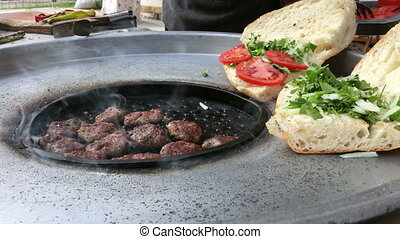 Meatball Turkish Kofte