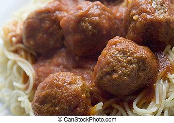 meatballs and spaghetti classic - spaghetti and meatballs ...