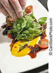 Meats - Grilled Sirloin Steak