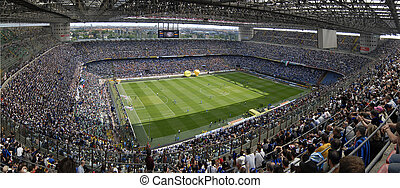 meazza, futball, stadion