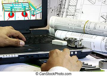 mecánico, diseño